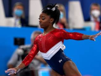 """Tokyo 2020: Simone Biles insists she """"did not quit"""""""