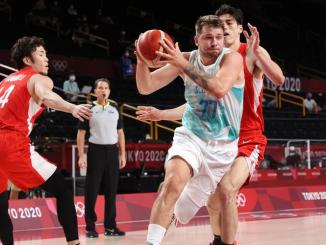Tokyo 2020: Slovenia powers past Japan to go up 2-0