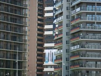 Tokyo organisers insist Olympic Village 'safe place to stay'