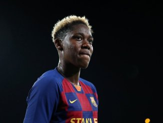Covid infection: Oshoala to miss Elche, Real Madrid friendlies