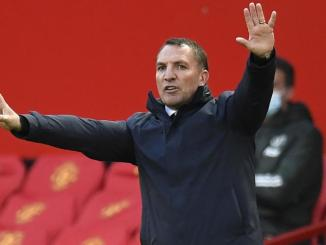 Patson Daka's form excites Leicester City boss Rodgers