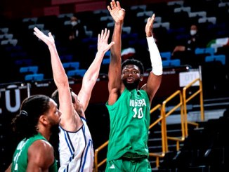 """Tokyo Olympics: NBBF boss hails D'Tigers for representing Nigeria """"very well"""""""