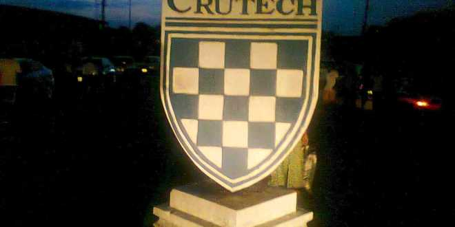 CRUTECH 1st Choice Admission List 2016/2017 Released