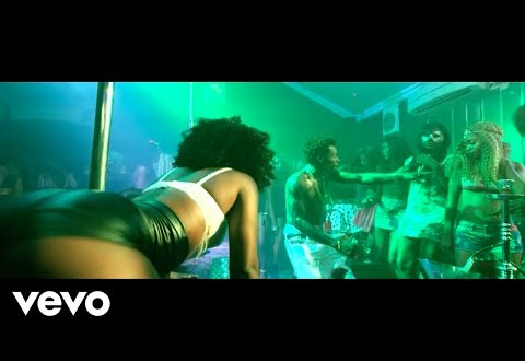 Video: Terry Apala – Champagne Shower