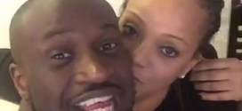 Peter Okoye Having Fun With His Wife and Friends (Video)