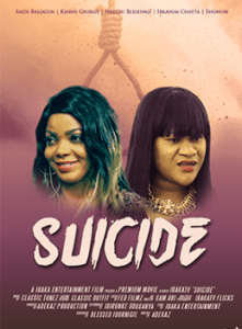 Suicide – Nollywood Movie