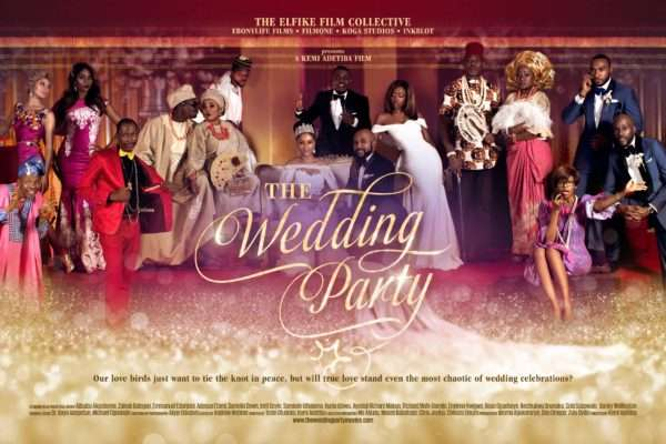HOT! The Wedding Party (2016) - Nollywood Movie