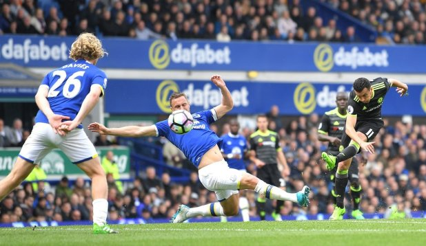 EPL VIDEO: Everton vs Chelsea 0-3 2017 All Goals & Highlights