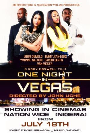 One Night In Vegas - Nollywood Movie