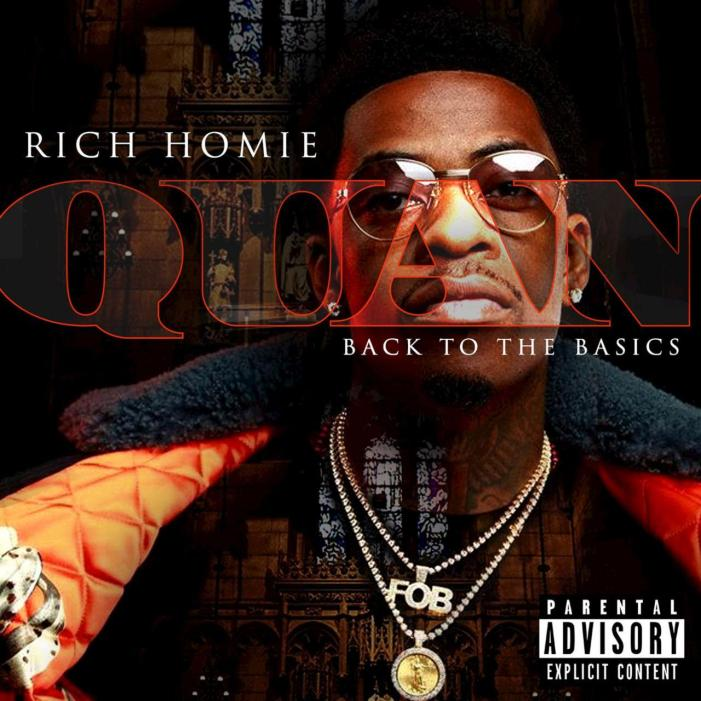 Stream Rich Homie Quan's New Project 'Back To The Basics'