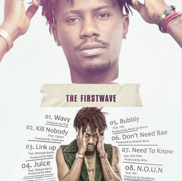 Ycee ft. Calibrii – Kill Nobody