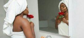 BBNaija Star Bisola Shares Lovely Bathroom Photos