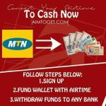 How To Convert Airtime To Real Cash