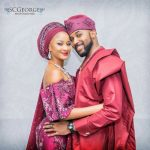 Official Photos from Adesua Etomi & Banky W's Introduction