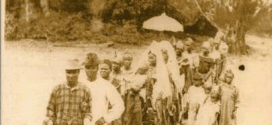 Wedding Procession In Bonny In 1900 – Major throwback Picture