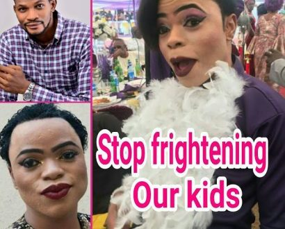 'Everybody knows you're an idiot' -Bobrisky and Uche Maduagwu blast each other on Instagram