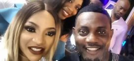 See where AY's wife's issue with Freda Francis this morning began