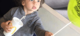 Ik Ogbonna and wife celebrate their son as he turns 2 today