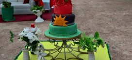 Biafra themed wedding holds in Enugu (See photos)