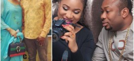 Exclusive: Churchill's brother reacts to Tonto Dikeh paying her bride price, debunks leaked text messages (photos)