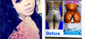 Viral Video: Bobrisky asks Nigerians for prayers as he gears up for ass surgery next month