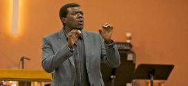 Cover up those breasts! – Reno Omokri to brides who show off boobs in their wedding dress