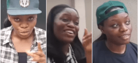 Bisola makes a hilarious video of how her fans react to her each time she steps out