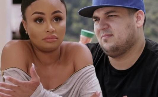 Rob Kardashian cuts off Blac Chyna financially, and she doesn't care