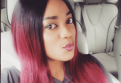 Nollywood actress Lola Margaret who was arrested for fraud gets released