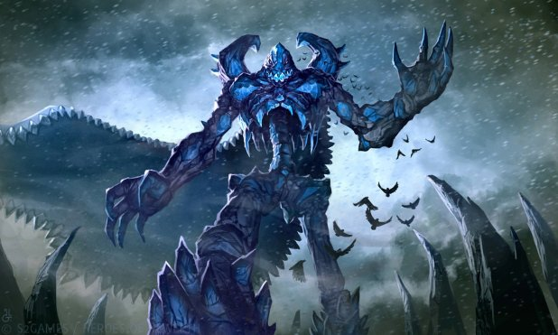 Ymir A Viking God