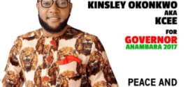 Total shock as singer Kcee reveals he's running for Anambra state governorship election