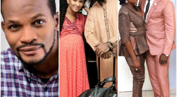 Uche Maduagwu says Adesua Etomi will welcome twins, has prophecies for Nollywood Actresses, Mercy Johnson, Lilian Esoro and Rita Dominic