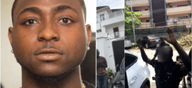 Davido's police escorts in trouble, arrested for reckless shooting