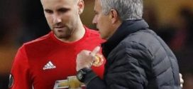 Mourinho: Luke Shaw Must Work Hard For Spot