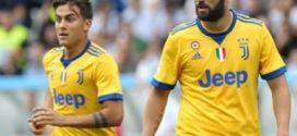 Dybala: Higuain Needs To Calm Down