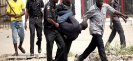 Police Arrests 34 Peace Corps Members In Lagos