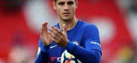 Antonio Conte Hails Alvaro Morata After Hat-trick Against Stoke City