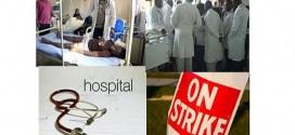 JOHESU: Health Workers Begin Indefinite Strike Nationwide On Thursday