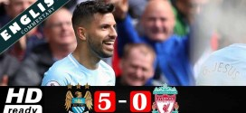 Manchester City vs Liverpool 5-0 Highlights & Goals 9th September 2017