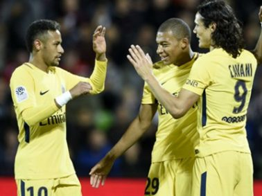 Wenger: Neymar Is No Longer With The Best