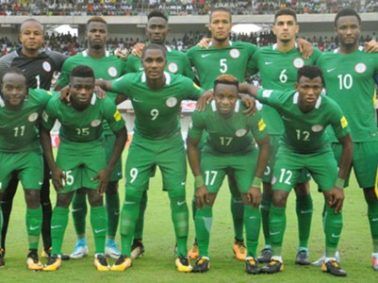 Nigeria Falls Six Places To Be Ranked 44th In The World