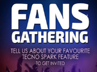 Are You A Passionate TECNO Fan? Here Is An Opportunity To Be Part Of Something Great