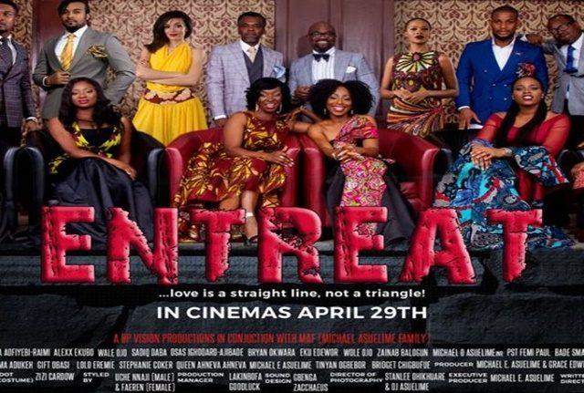 Entreat – Nollywood Movie   Mp4 DOWNLOAD
