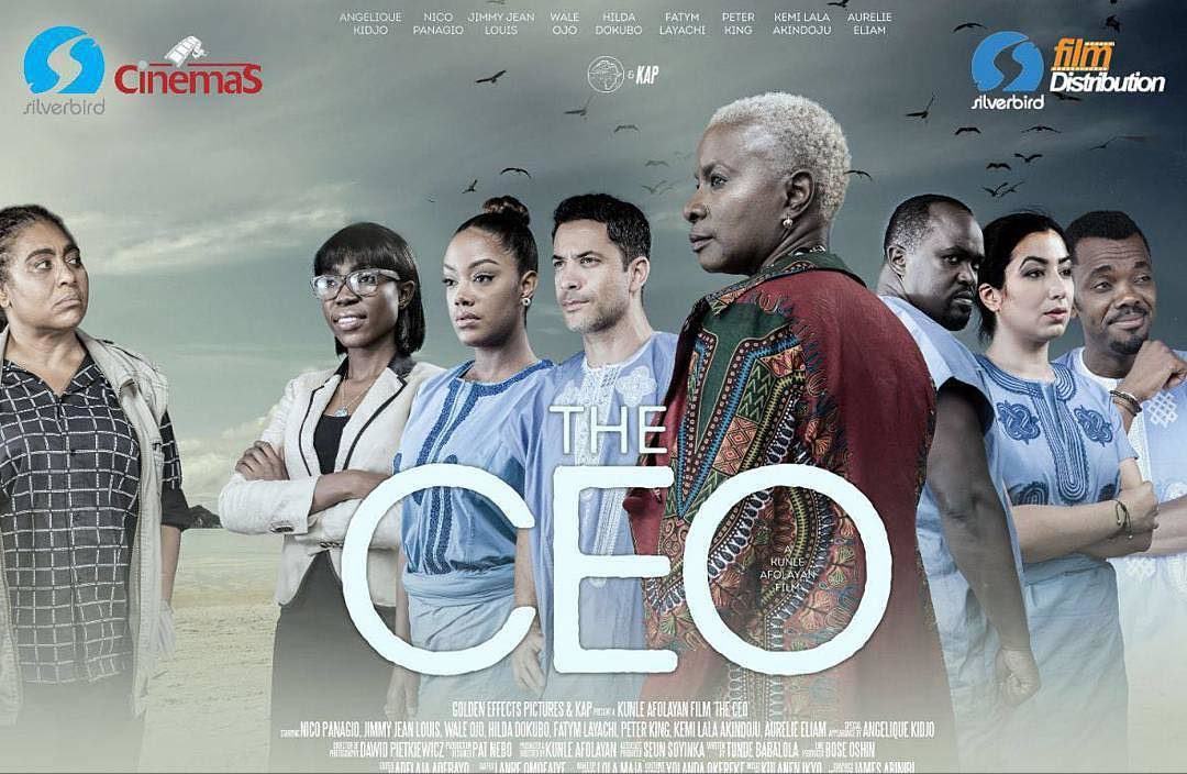 The CEO – Nollywood Movie🔥 | Mp4 DOWNLOAD