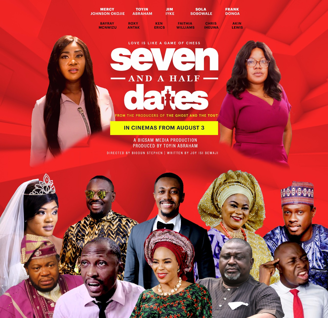 Seven and a Half Dates – Nollywood Movie🔥   Mp4 DOWNLOAD