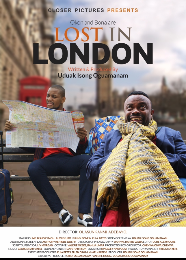 Lost In London – Nollywood Movie   Mp4 DOWNLOAD