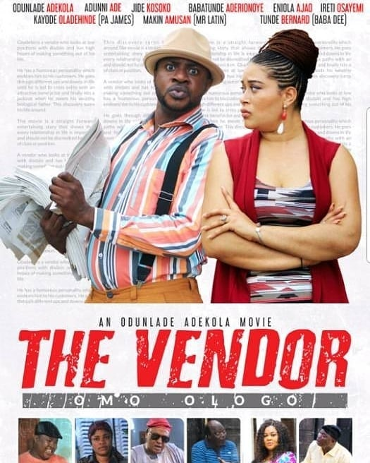 FRESH MOVIE :The Vendor – Nollywood Movie