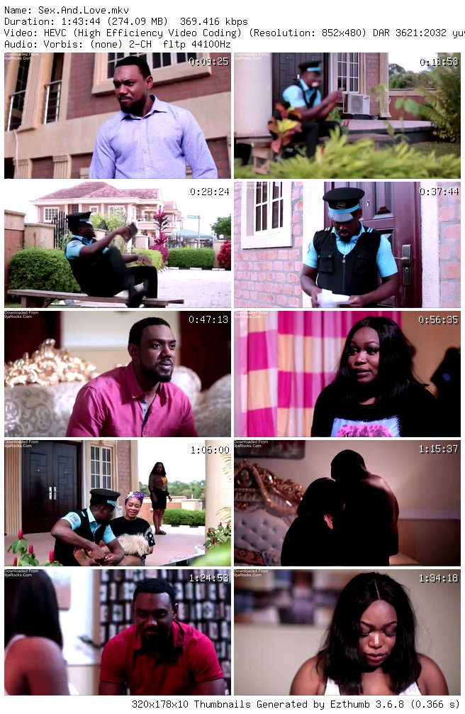 (Movie) Sex And Love – Nollywood 1