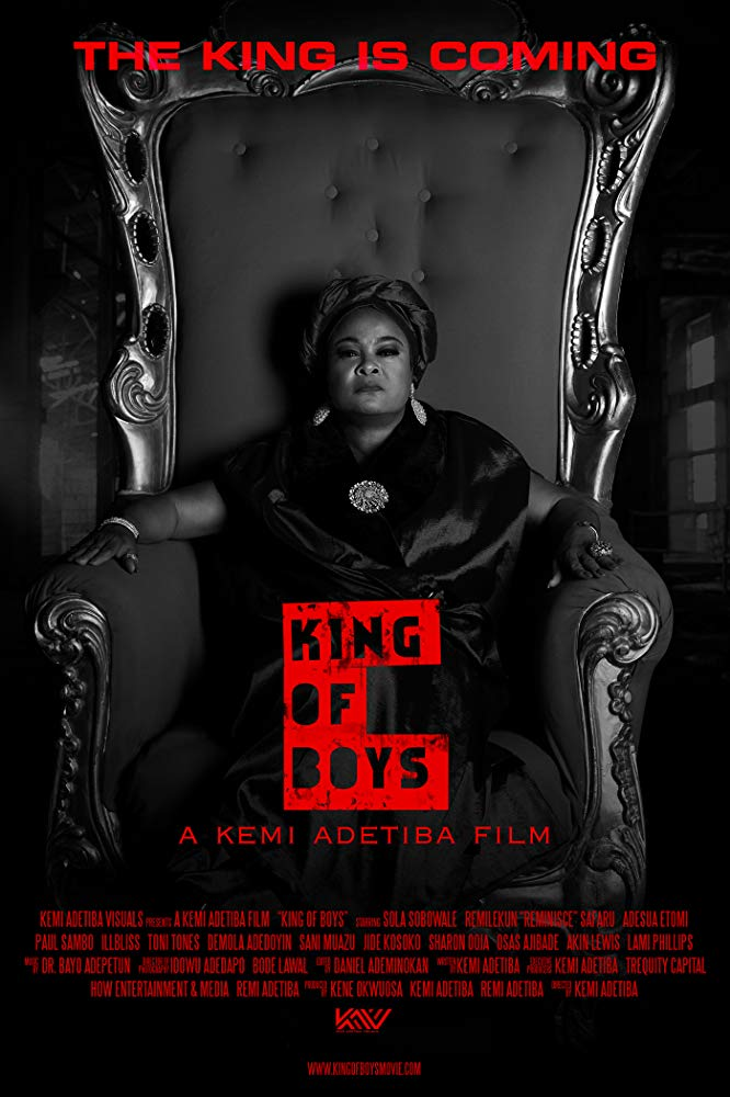 King Of Boys – Nollywood Movie🔥 | Mp4 DOWNLOAD