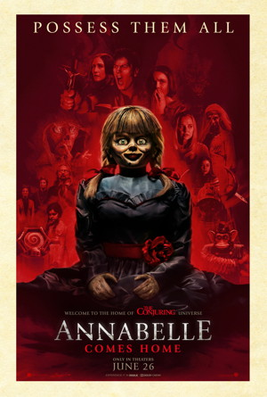 [Movie] Annabelle Comes Home (2019) – Hollywood Movie | Mp4 Download